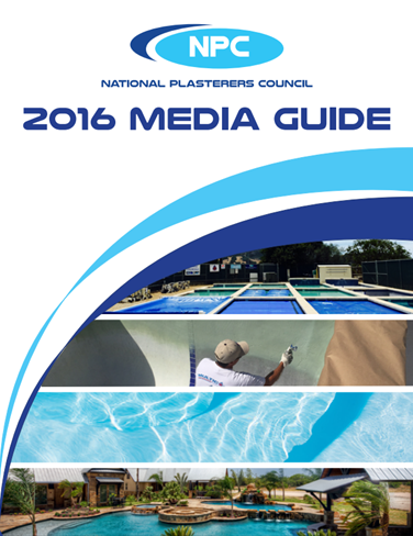 National Plasterers Council Media Guide