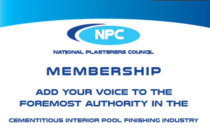 Why Become an National Plasterers Council Member