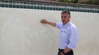 Alan Smith in the Pool with Spot Etching and Nodules