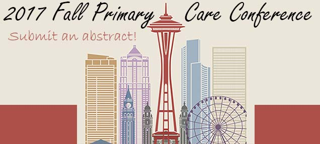2017 Fall Primary Care Conference