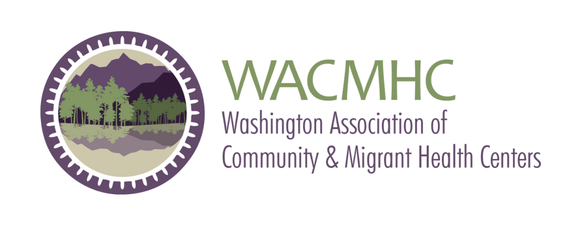 Washington Association of Community and Migrant Health Care Logo