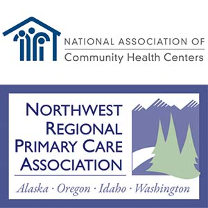 NWRPCA and NACHC logos