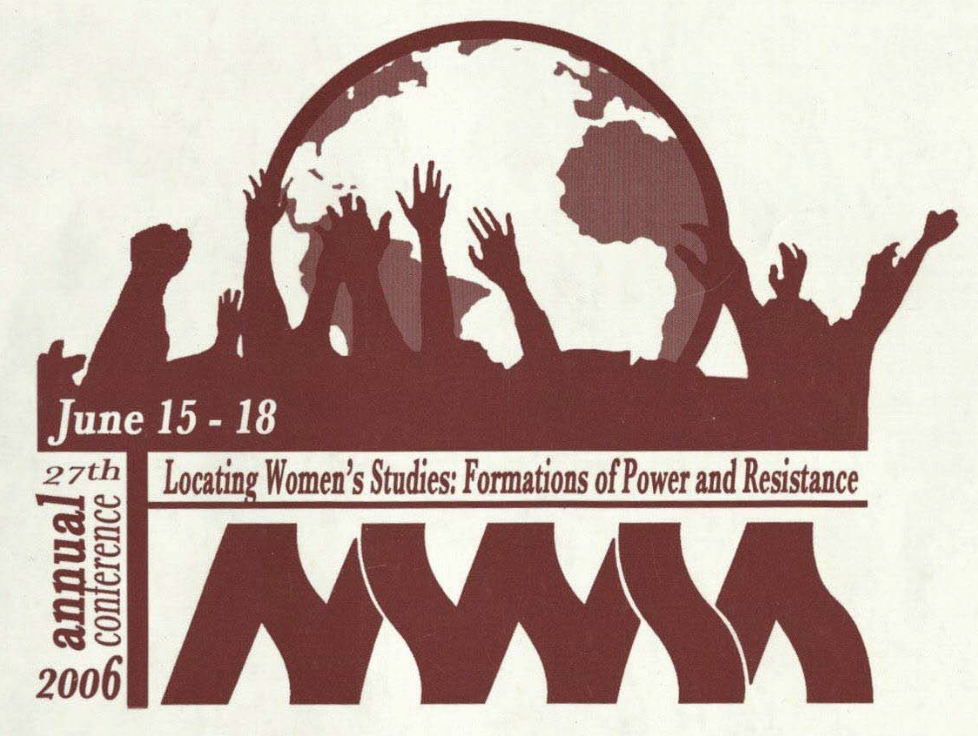 Cover of the 2006 conference program book