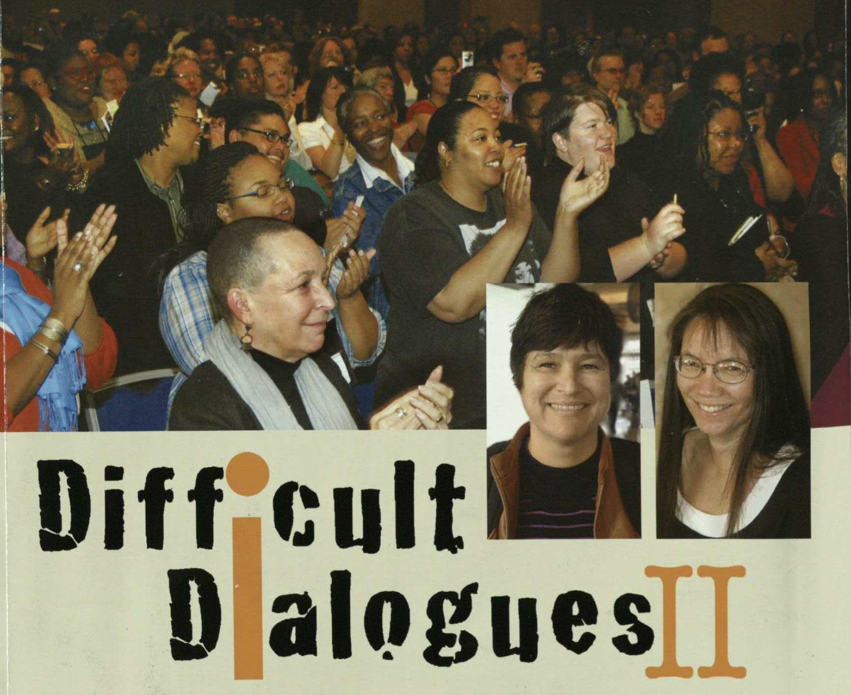 Cover of the 2010 conference program book