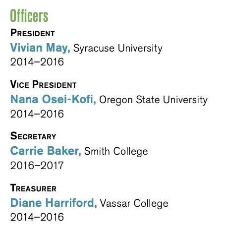 2015 Governance Members