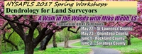 2017 Spring Workshop (Onondaga County): Dendrology