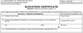 New Fillable Elevation Cert Form - New York State Association of ...