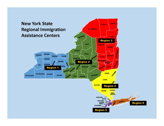 Criminal/Family Court Immigration Resources - New York State