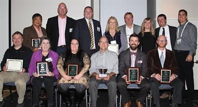 2018 OAN Convention Award Winners