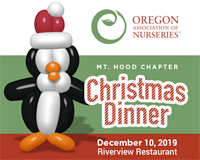 Mt. Hood Chapter Christmas Party