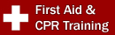 Register today for First Aid and Adult CPR training classes