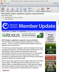Member Update