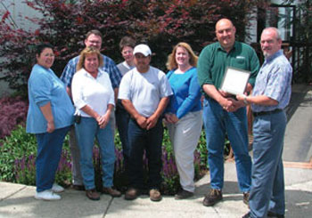Safety 2004 Awards Oregon Ociation Of Nurseries