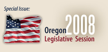 2008 Oregon Legislative Session