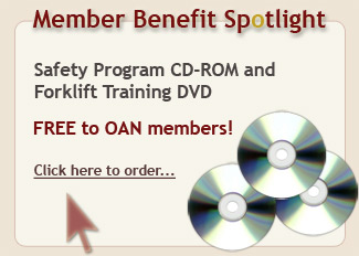 Safety CD and DVD