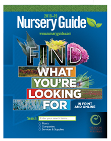 Nursery Guide Oregon Ociation Of Nurseries