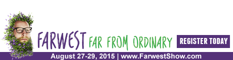 Register today for the 2015 Farwest Show