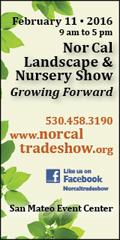 NorCal Landscape & Nursery Show