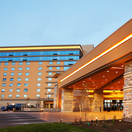 Wildhorse Resort and Casino, Pendleton OR