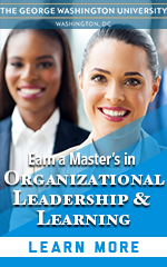 George Washington University Master's in Organization Leadership and Learning