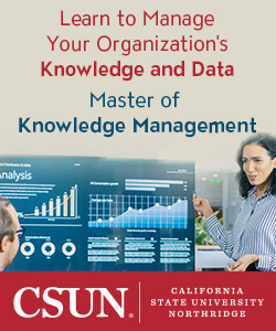 CSUN Master of Knowledge Management