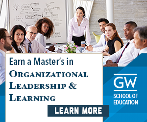 GW Organizational Leadership & Learning