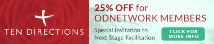 25% off for OD Network members