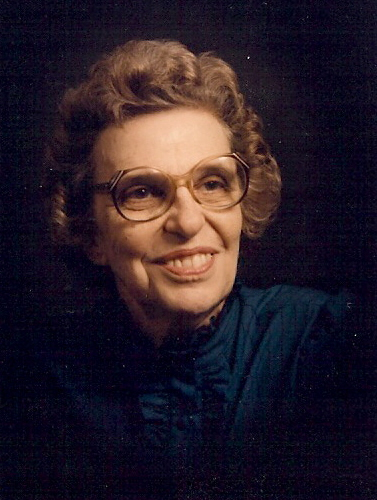 Photo of Mildred Laughlin