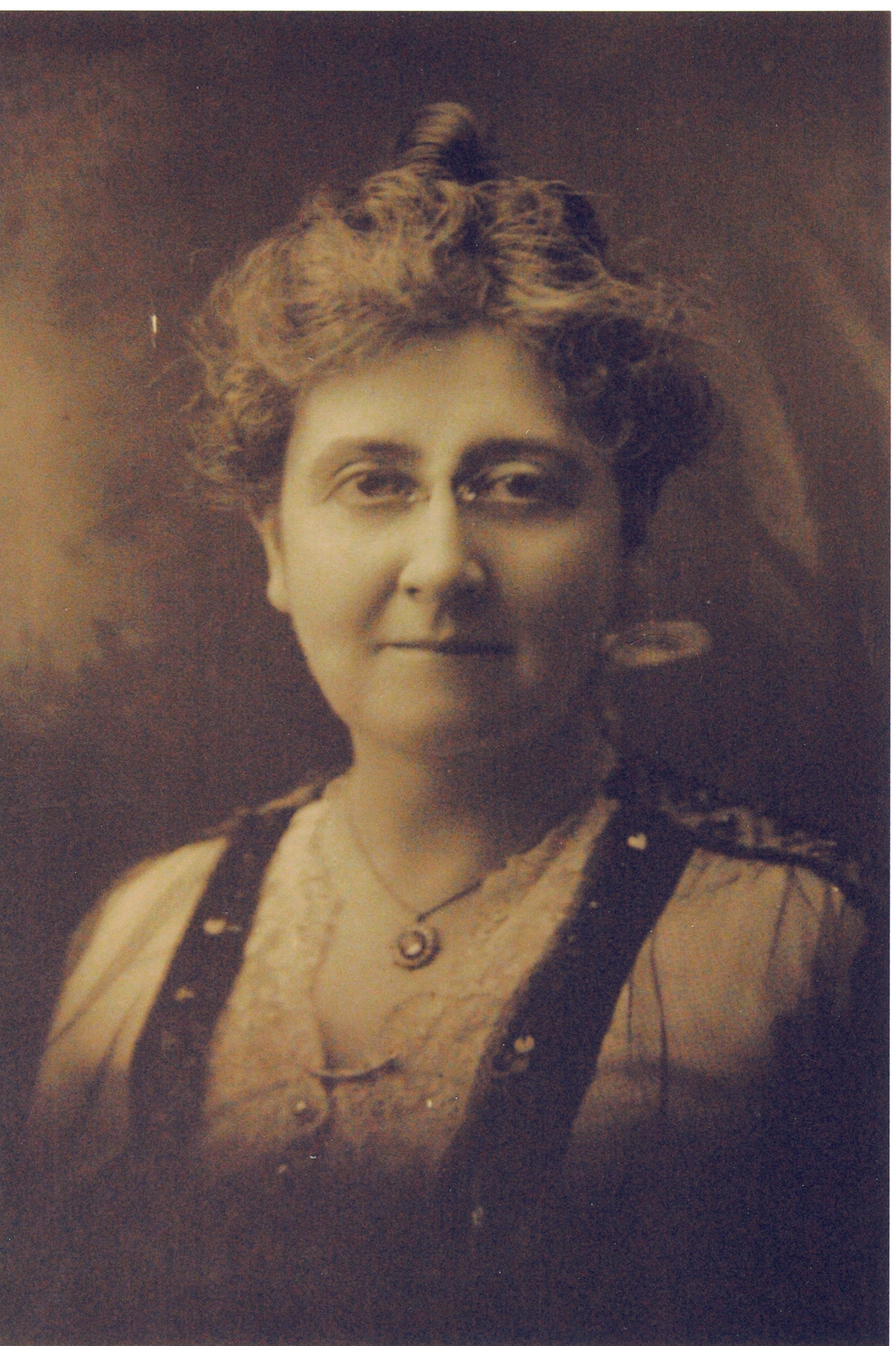 Photo of Alma Reid McGlenn