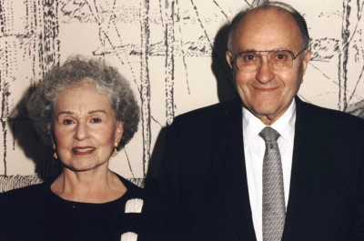 Photo of Henry & Anne Zarrow