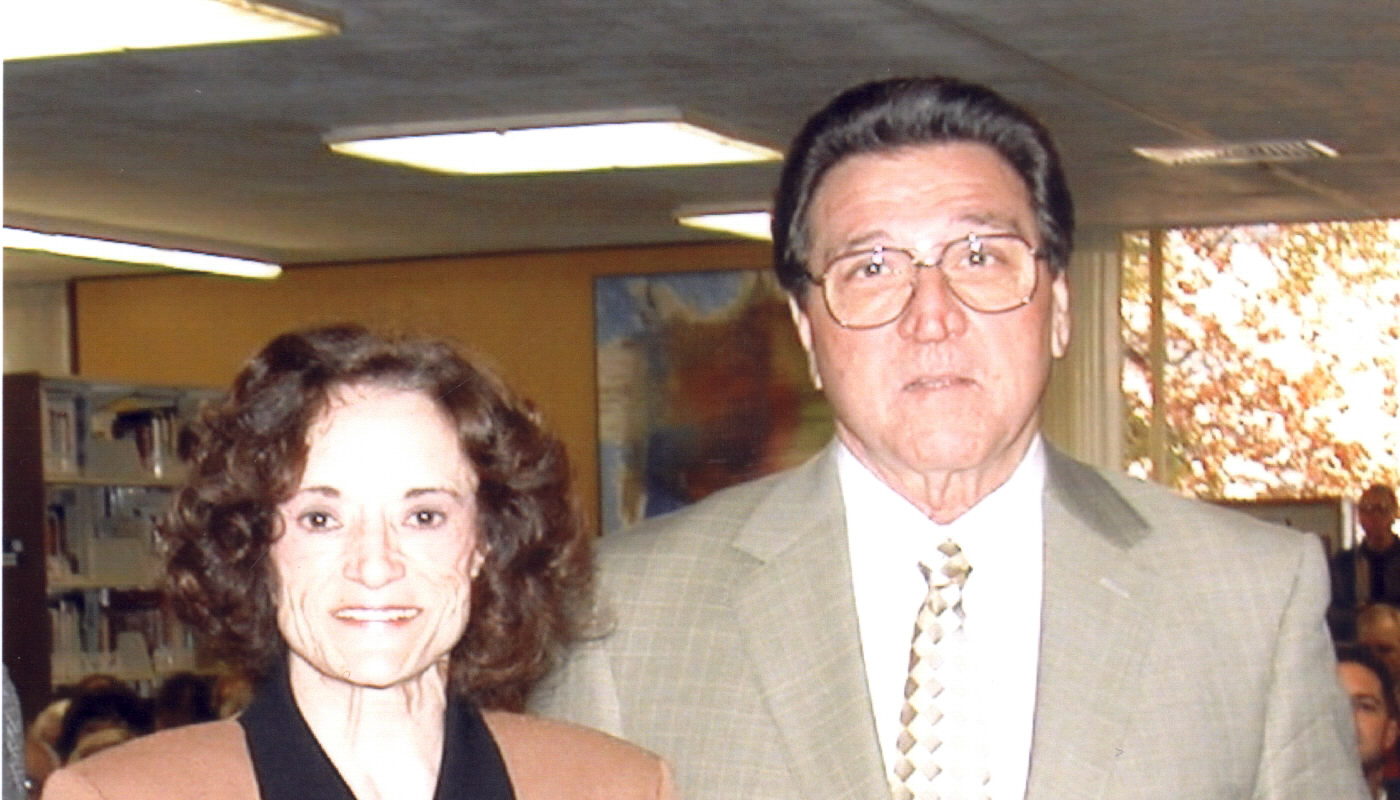 Photo of Donna and Roger Hardesty