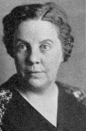 Photo of Mary Hays Marable