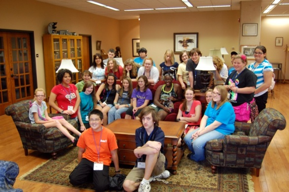 2011 Campers: Another Group Portrait