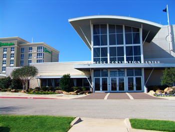 Photograph of the Ardmore Convention Center