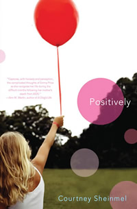 Cover of the Sequoyah Award-winning book Positively