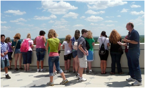 National Weather Center Observation Deck