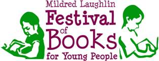 Mildred Laughlin Festival of Books for Young People Logo