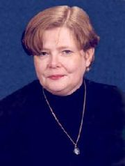 Photograph of Tamora Pierce