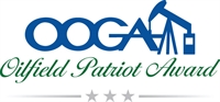 2017 OOGA Oilfield Patriot Award Event