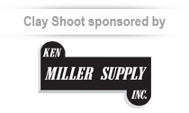 Ken Miller Supply - Clay Shoot Sponsor
