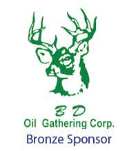 Bronze - B. D. Oil