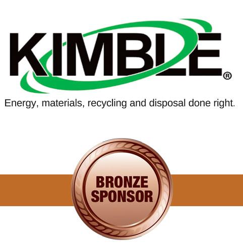 Bronze Sponsor Kimble