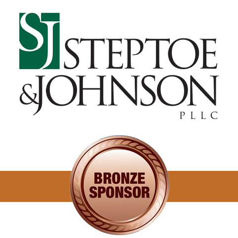 Bronze Sponsor Steptoe Johnson