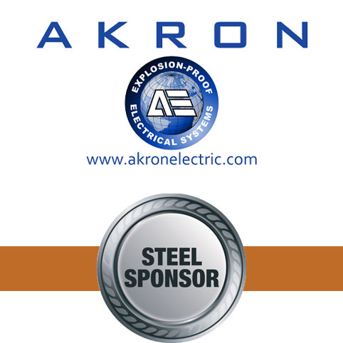 Steel Sponsor Akron Electric