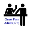 Convention Guest Pass (Adult 18+)