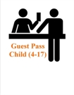 Convention Guest Pass (Child 4-17)