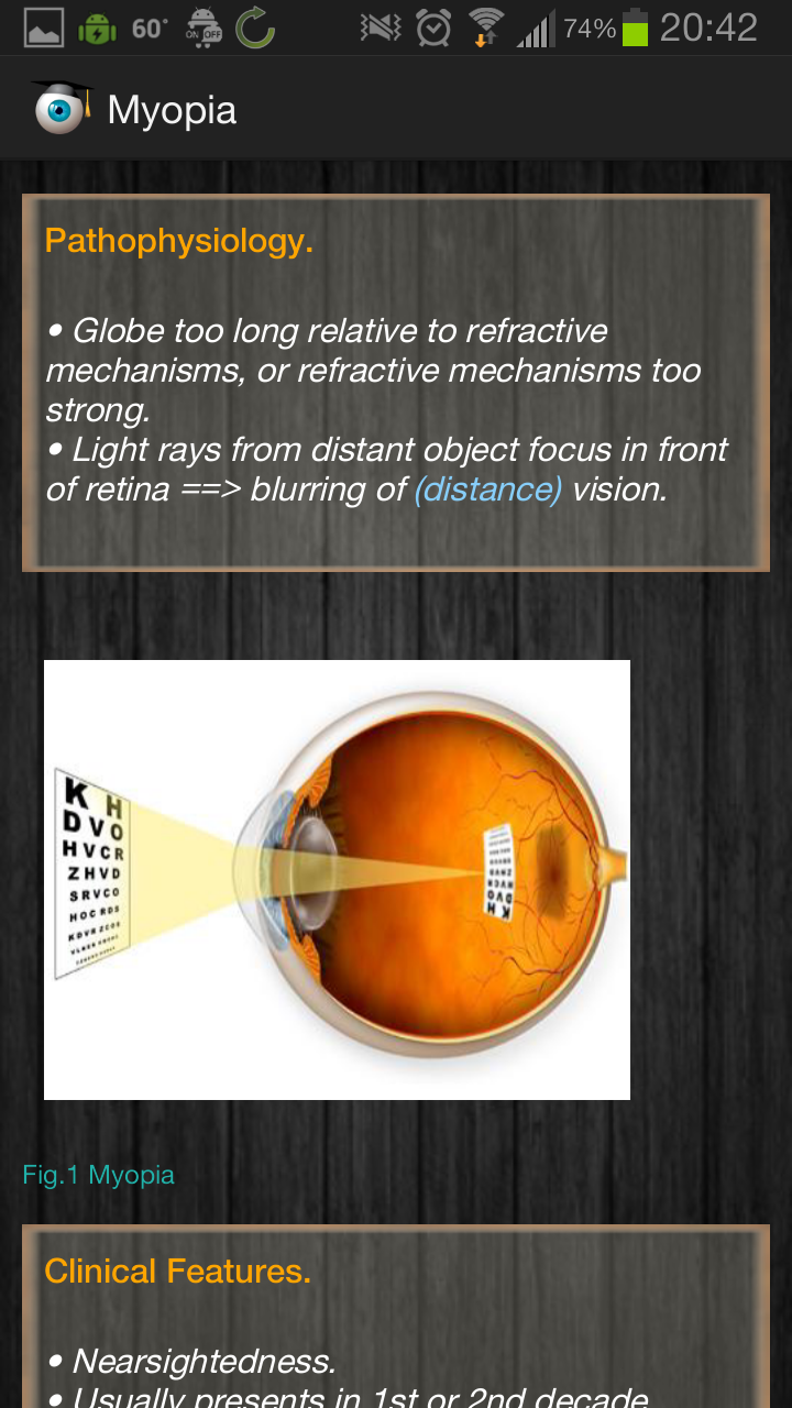 Ophthalmology – An eye app review - Ophthalmic Photographers