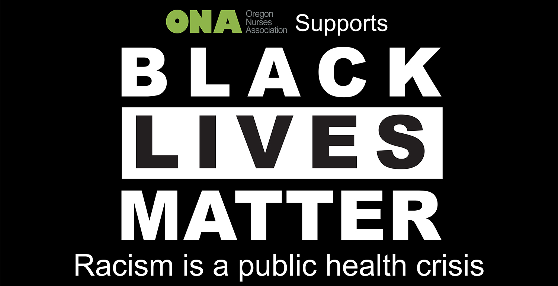 ONA Supports Black Lives Matter