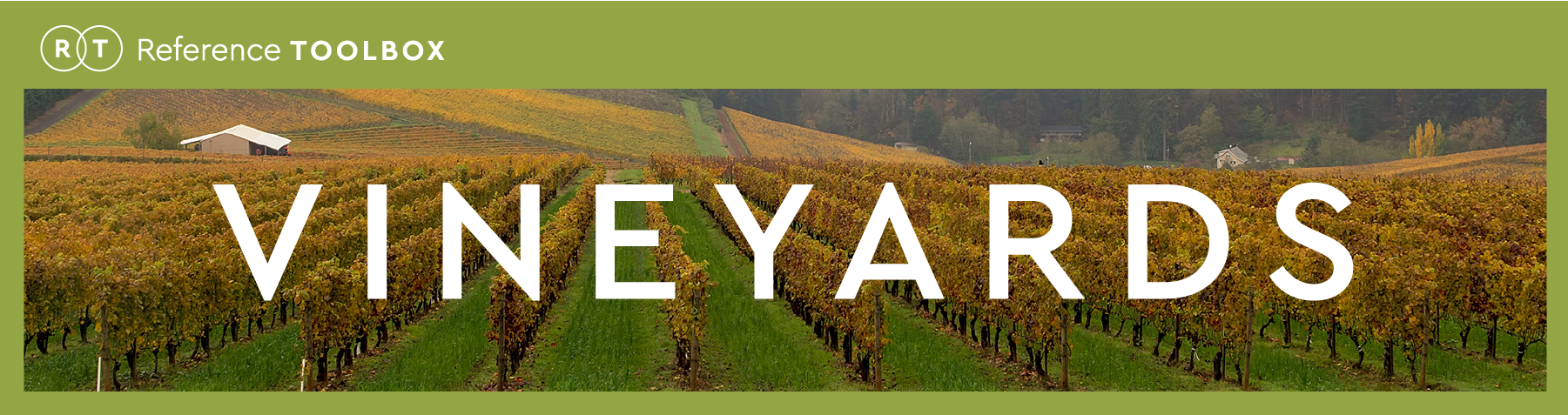 Oregon Winegrower's Association - Resource Toolbox - Vineyards