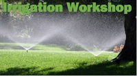 2017 Irrigation Workshop -- Get Ready for the Season!